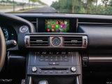 Caixa de interface de navegação GPS para Lexus Es / Nx / Is com vista traseira, tela de toque