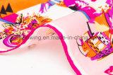 Heißer verkaufenschal des form-Drucken-Silk Schal-55X55cm