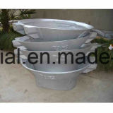 Aluminio fundición Latón fundición de la empresa de bricolaje de fundición Castings