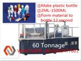 Бутылка пластмассы высокого качества автоматическая PVC/PE