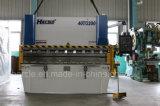 Maquinaria pesada do freio do dobrador de /Plate da máquina de dobra da placa de metal do Nc/imprensa hidráulica