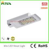 luz de rua ao ar livre pura do diodo emissor de luz de 40W-120W Alumnium IP67