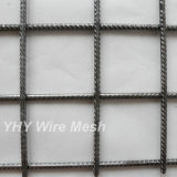 acoplamiento de alambre soldado reforzado concreto de la barra de acero 8X8inch