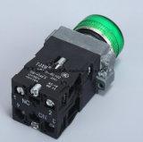IP40 geleuchteter Typ Drucktastenschalter