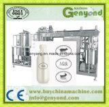 Linha de produção Pasteurised do Yogurt do leite de Uht