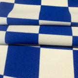 O fio da tela do poliéster tingiu a tela tecida da tela tela química para a matéria têxtil da HOME do vestido do vestuário