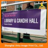 昇進のための大きいファブリック印刷の通りのハングの旗