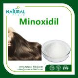 最上質Minoxidil CAS 38304-91-5 USP/Ep標準Minoxidilの在庫