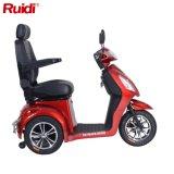 950W vespa eléctrica de la movilidad de las ruedas del motor tres