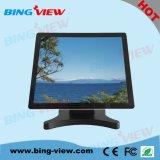 """17"""" Экран монитора касания системы платежей Pcap поистине плоской конструкции коммерчески"""