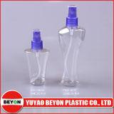 [80مل] مسطّحة بلاستيكيّة محبوب رذاذ مضخة زجاجة ([ز01-د034])