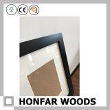 Moldura de madeira de madeira sólida clássica