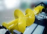 概要に回転子のバランスをとることのためのベルトのバランスをとる機械