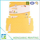 Caixa de empacotamento de dobramento do vestuário do cartão do Sell quente