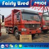 필리핀 371HP HOWO 덤프 트럭에 있는 최신 판매