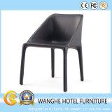 現代食堂の家具の贅沢な革ホテルの椅子