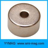 Néodyme permanent d'aimant de boucle N35 pour le haut-parleur magnétique