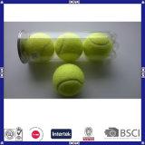 El OEM dio la bienvenida a la pelota de tenis de Itf en tubo ejercido presión sobre