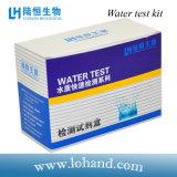 Alkalinitäts-Prüfungs-Installationssatz-Wasserprobe-Installationssatz mit Säure-Unterseite Titrierung-Methode (LH2019)