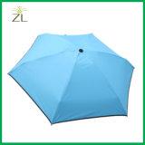 新しい到着はロゴプリント屋外の防風の小型日曜日雨コンパクト旅行折る傘をカスタマイズした