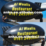 광고를 위한 거대한 Inflatale 풍선 소형 연식 비행선