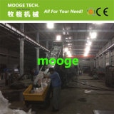 Planta de lavagem/linha/máquina da película plástica da película do Mulch do LDPE do PE do HDPE dos PP