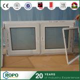 Nouvelle fenêtre de vitre à double vitrage en couleur UPVC / PVC de nouvelle conception