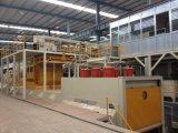 Matériel de production de marbre combiné automatique de bloc