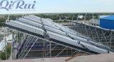 5000 Liter-Vakuumgefäß-Solarheißwasser-Heizungs-Projekt