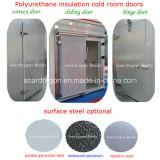 ポリウレタンパネルおよびヒンジのドアが付いているカスタマイズされたデザインによって冷やされる部屋