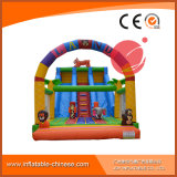 Игрушка скольжения PVC изготовлений игрушки скольжения Китая раздувная (T4-221)