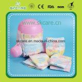 赤ん坊のおむつの綿の赤ん坊の心配の安いおむつ布のように使い捨て可能