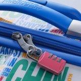 Colorido Mini Resetable combinación de bloqueo de bolsa