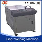 Máquina de soldadura de fibra óptica quente do laser da transmissão do estilo 300W