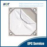 250-3200 Raum-Filter-hydraulische Presse-Platte der Größen-pp.