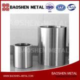 Восхитительное украшения ваз цветка нержавеющей стали металла сделанное сразу от изготовления