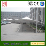 Шатер структуры мембраны крышки стальной рамки PVDF в Гуанчжоу