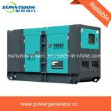 Tipo silencioso primero del conjunto de generador de la potencia 180kVA (SVC-G200)