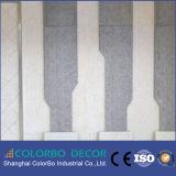 El panel acústico de la Madera-Seda del material de construcción
