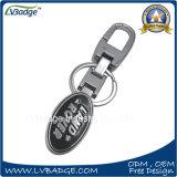 Anello chiave personalizzato del veicolo per il trasporto del metallo con il marchio