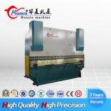 Máquina de dobra hidráulica mestra com frete de mar, máquina do metal do freio da imprensa na máquina de dobra