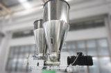 La línea de reciclaje eficiente de dos etapas de la granulación para el plástico remuele/forma escamas