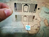 UHF RFID chip cartão inteligente Impinj Monza 4/5 Inlay Labels