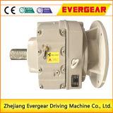 R87 Caja de engranajes helicoidal Reductor de velocidad de la serie R Motorreductor para transportador
