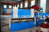 Da maquinaria hidráulica do freio da máquina de dobra da folha máquina de dobra inoxidável do metal de folha