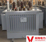 10kV Oil Immergé Transformer / S11-630kVA Transformer Electric Power