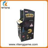 Het muntstuk stelde 60 in 1 Rechte Machine van het Spel van de Arcade Pacman in werking