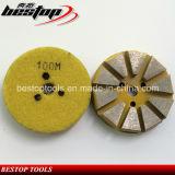 Диск металла высокого качества 80mm Bond меля для бетона