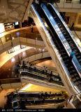 Rolltreppe verwendeter öffentlich Platz