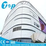 PVDF beschichtetes einzelnes Aluminiumpanel für Innen- und Außenwand-Dekoration
